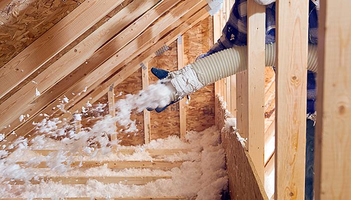 attic allied ceiling fiberglass insulation batt residential